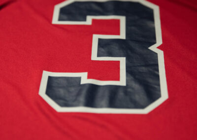 Jersey with Heat Transfer Print