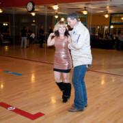 Country Swing dancing