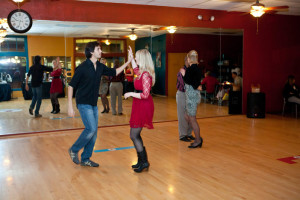 Country dance lessons for beginners