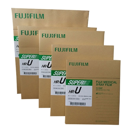 FUJI Super HRU Medium Speed Green Film