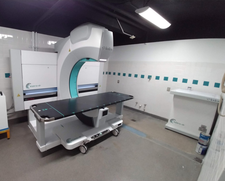 Lodox Exero-DR full-body, high-speed, low-radiation digital X-ray system