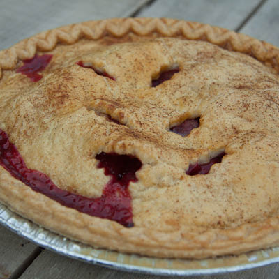 Orr's No Sugar Added Cherry Pie