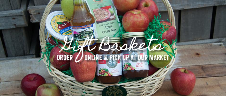 Orrs Gift Baskets