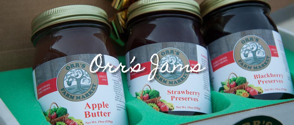 Orr's Jams