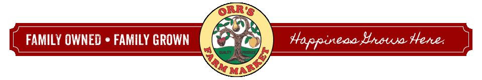 Orr's Farm Gifts