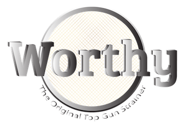 Worthy Strainers Logo