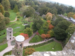 Grounds of Blarney Castle