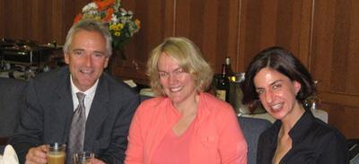 Hans, Kathleen, Heidi