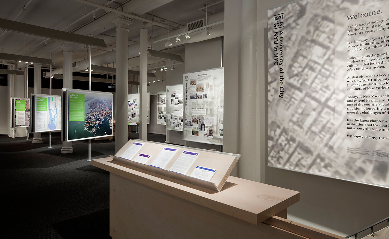 NYU 2031 Project