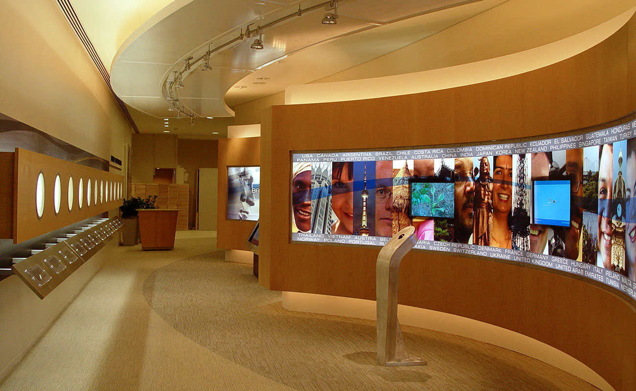 Baxter Healthcare Visitors Center