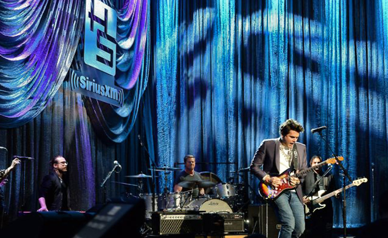 Howard Stern Birthday - John Mayer