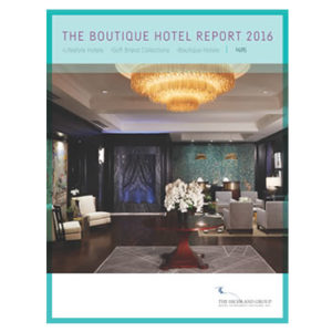 The Boutique Hotel Report 2016