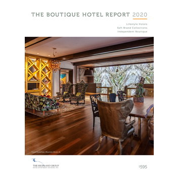 The Boutique Hotel Report 2020
