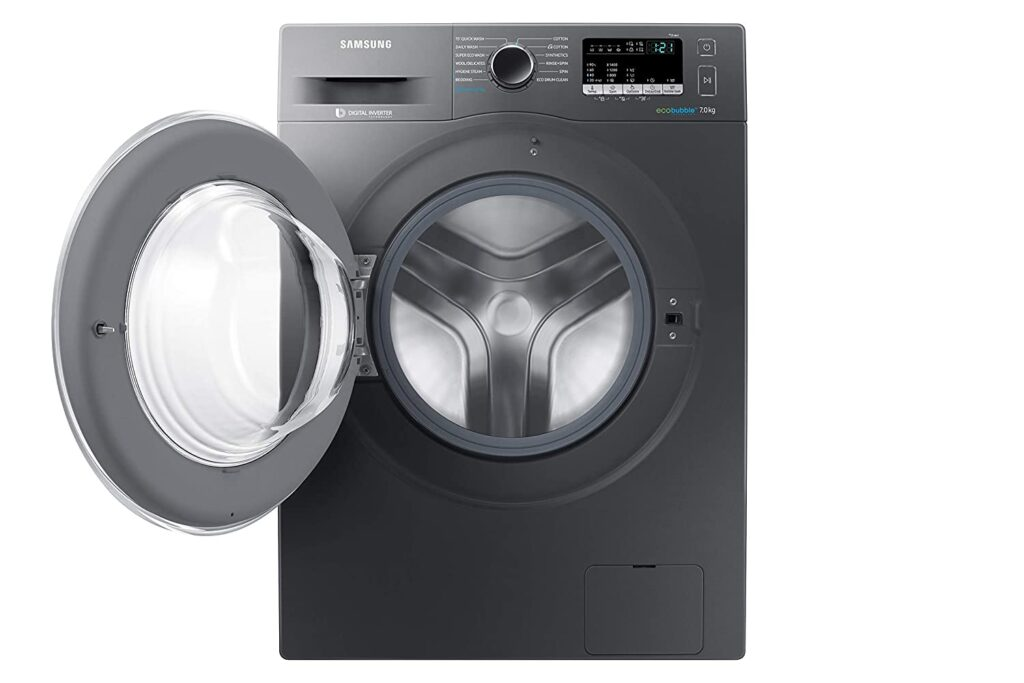 samsung topnfront loading washing machines 6to9kg