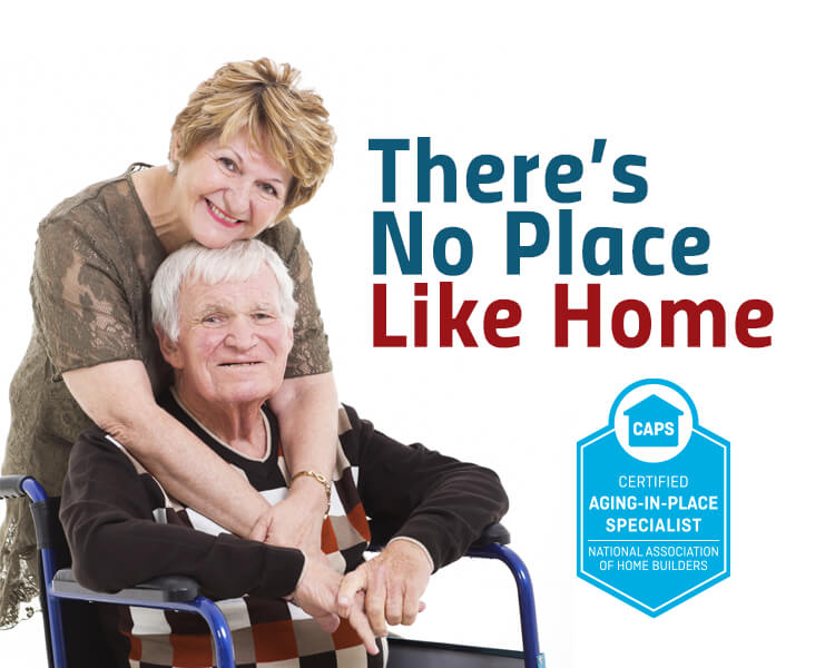 Aging In Place Services - There's No Place Like Home