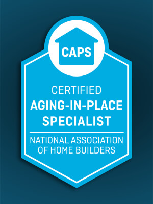 Certified Aging-In-Place Specialist Colorado Springs - CAPS Logo