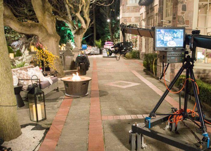 The Bachelor Canada Season 3 Jimmy Jib Setup