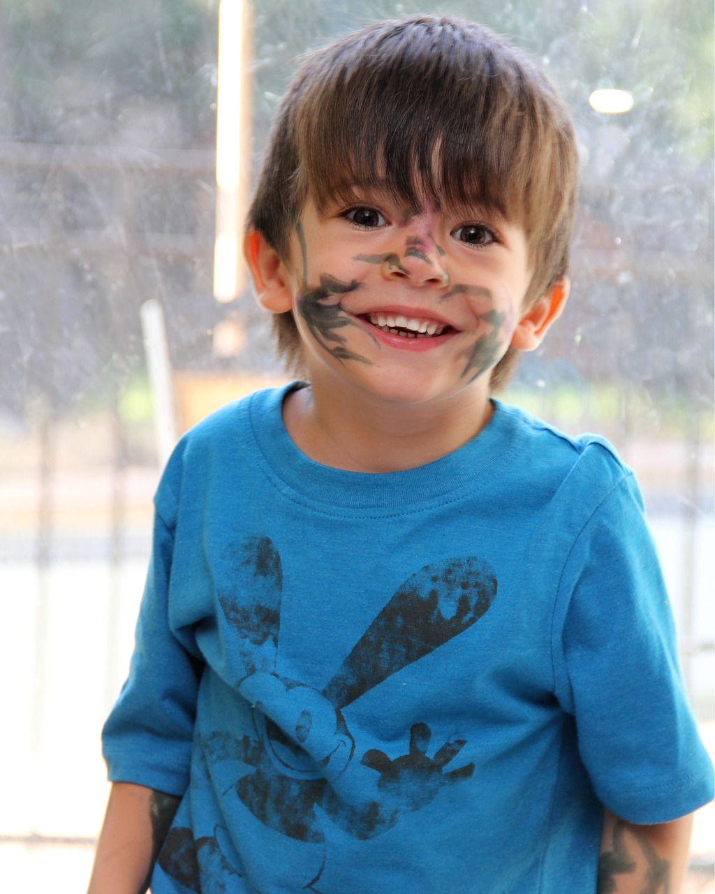 Types of Autism - Child Playing In Mud