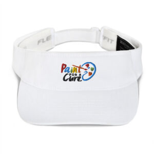 Paint For A Cure Logo Visor