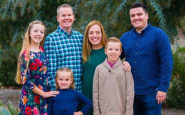 Trevor Stoffer Family