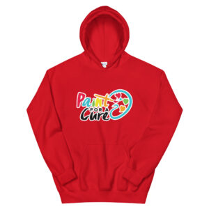 Paint for a Cure Unisex Hoodie