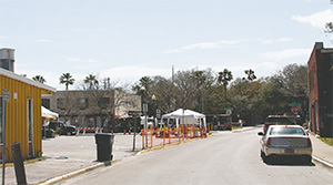 On Wednesday afternoon, not a biker was in sight near Joe Harris Park.(DUANE C. FERNANDEZ SR./HARDNOTTSPHOTOGRAPHY.COM)