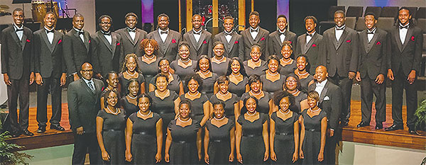 Bethune-Cookman's Concert Chorale will perform Sunday during the annual Spring Concert.