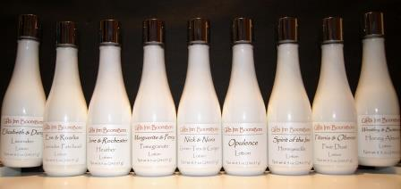 Lotion Group Photo
