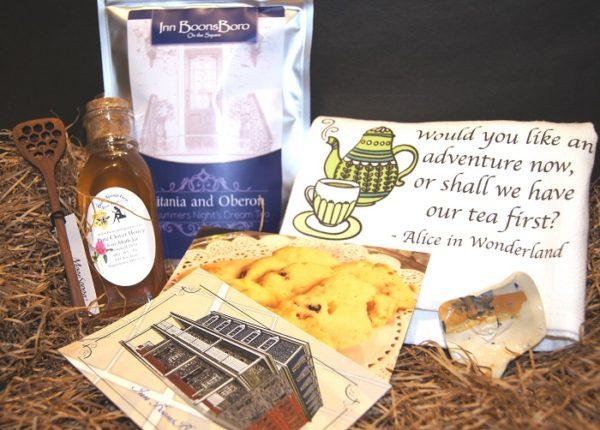 Inn the Morning - Tea Basket
