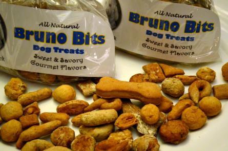 Bruno dog biscuits