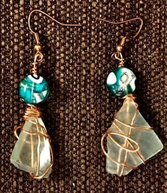 Sea Surchin Earrings