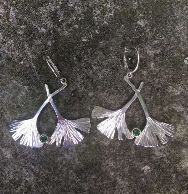 Ginko Earrings