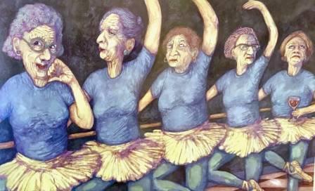 Ballet Bar Jonathan Heath