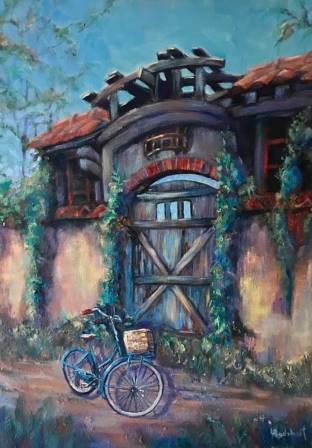 City Gate - Linda Barnhart