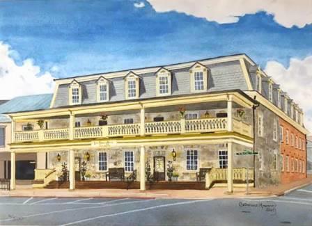 Cath Howard Inn Original