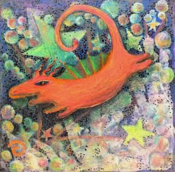 Leaper with Stars Tara Bell