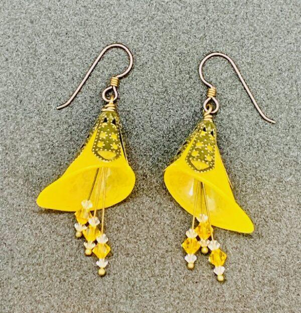 Yellow Calla Lily Brenda swiger