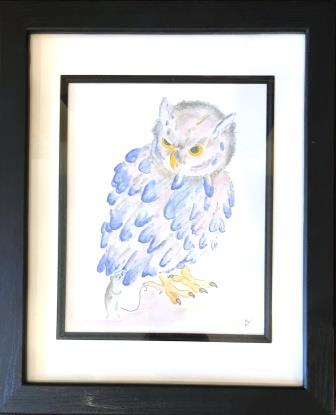 Blue Owl & Friend - Guess Who's Coming To Dinner