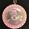 Picture Frames Ornaments Pink - Rachel Cammer