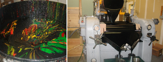 Ink Remanufacturing Process