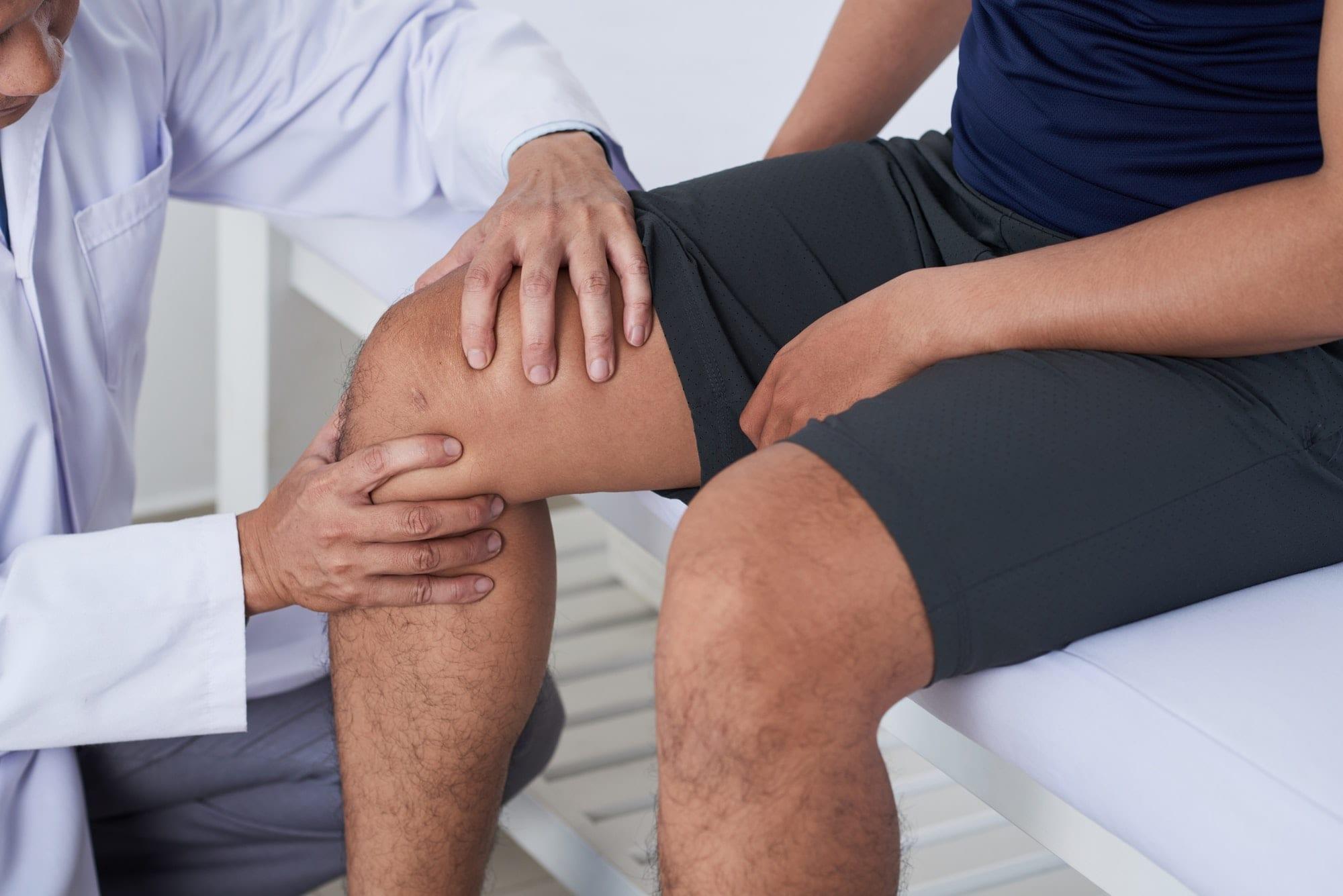 Examining Knee