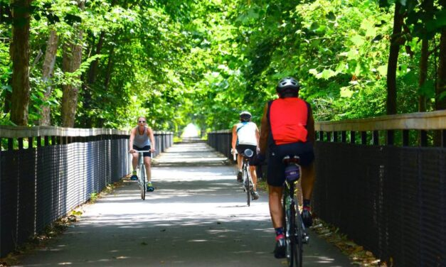 Bicycle Trails on the Great River Road