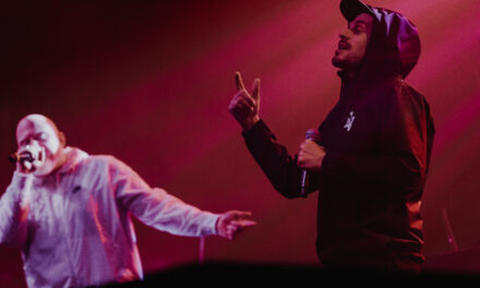 Brother Ali, Evidence, Nur-D at First Avenue
