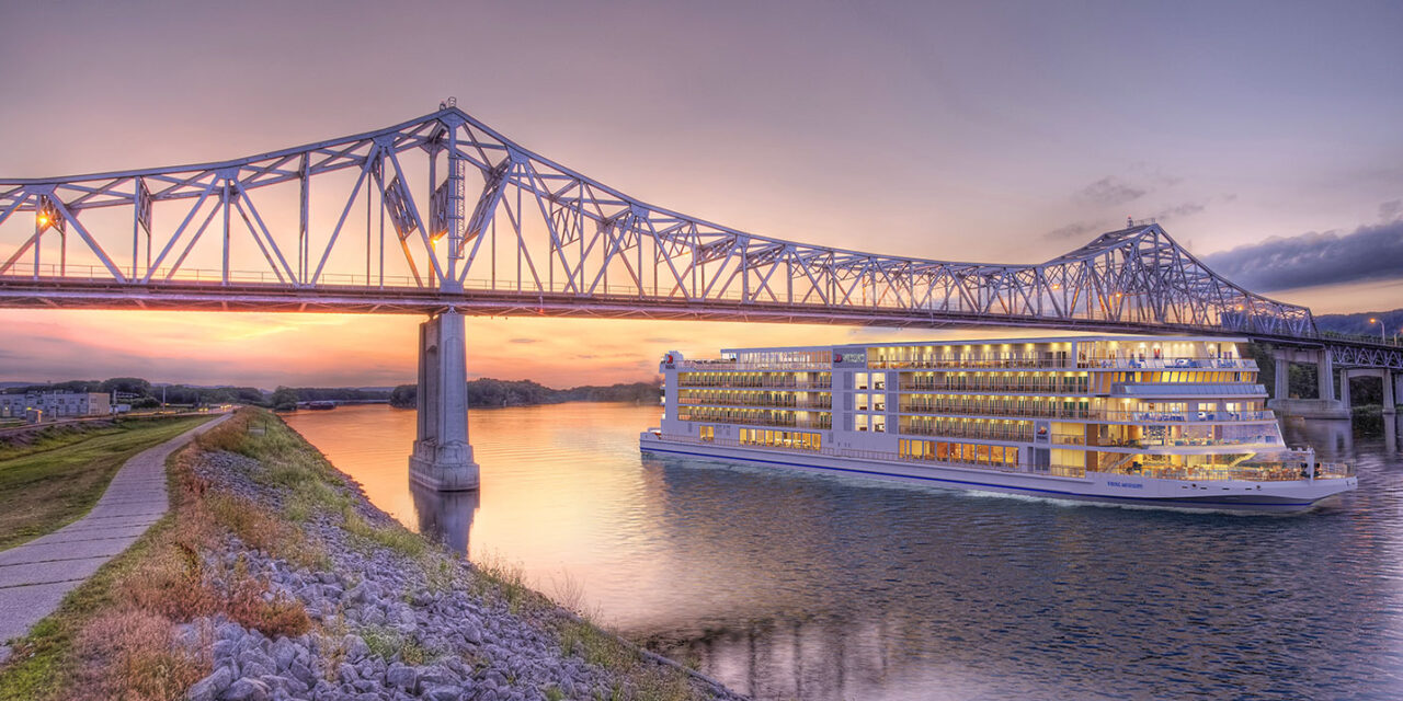Life Onboard a River Cruise: Viking Mississippi