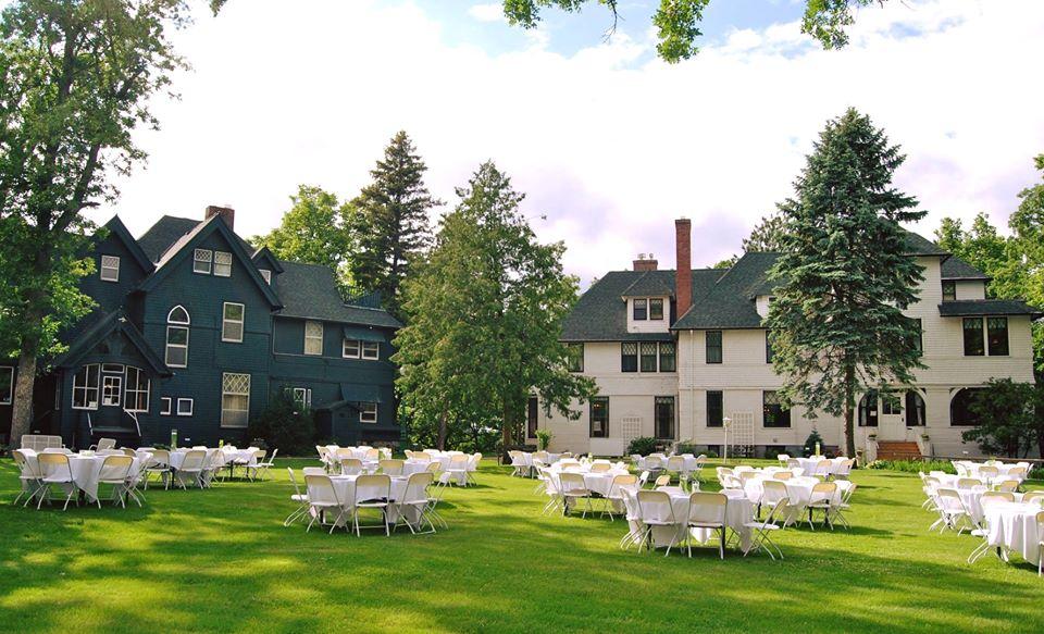 Linden Hill Historic Estate (Little Falls, MN)