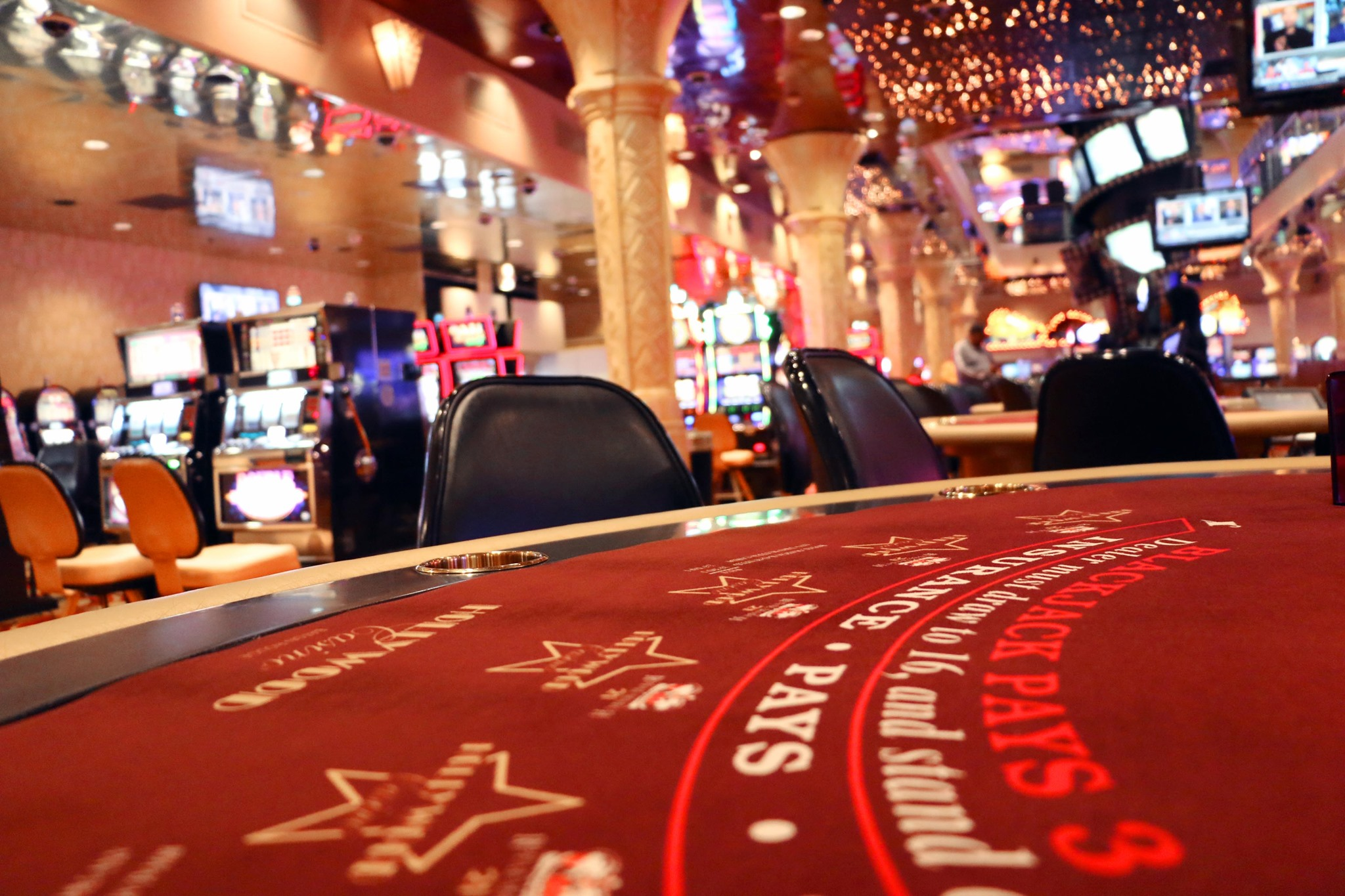 Hollywood Casino (Baton Rouge, LA)