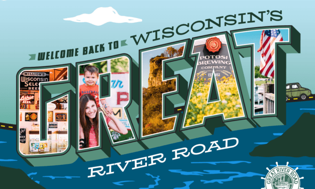 """""""Welcome Back to Wisconsin's Great River Road"""" Video Featuring Alma and Pepin, Wisconsin"""