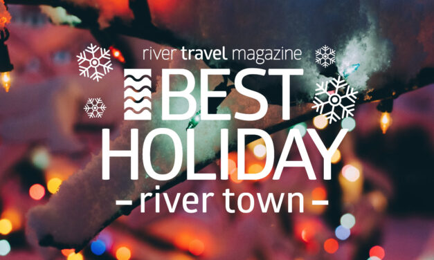River Travel Magazine Announces Winners for the Best Holiday River Town 2020