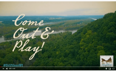"Driftless Wisconsin ""Come Out and Play!"" Campaign Video Released"
