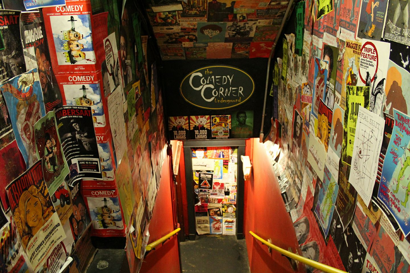 The Comedy Corner Underground (Minneapolis, MN)